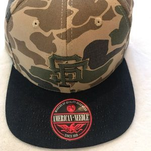San Francisco SF Giants Adjustable Hat Cap